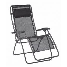Lafuma RSXA Black relaxstoel