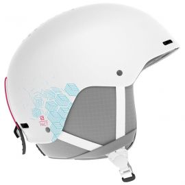 Salomon Pact White skihelm