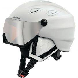 Grap Visor HM White Matt 54-57