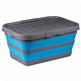Kampa Collapsible Storage box Blue