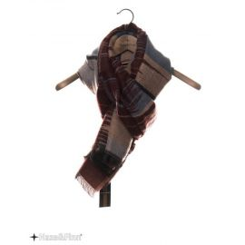 Haze&Finn Peaks Burgundy sjaal