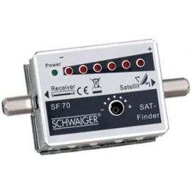 Travelsat satfinder 6 led