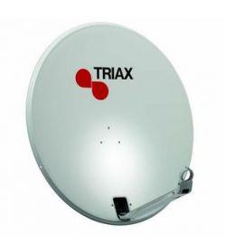 TRIAX SCHOTEL 54CM licht grijs