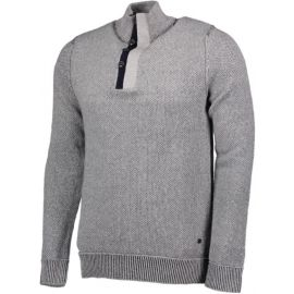 JACK&JONES JORKAIDEN KNIT HIGH NECK Total Eclipse