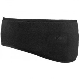 Barts Fleece hoofdband zwart