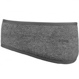 Barts Fleece Headband hoofdband grijs