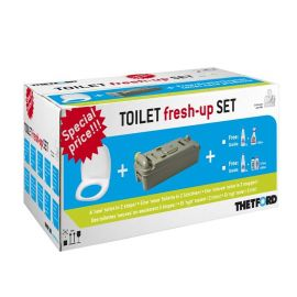 Thetford Fresh-Up set C2, 3, 4, Links