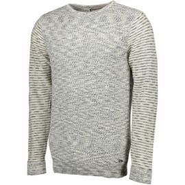 Knitwear R-Neck Dark Chalk XXL