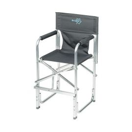 Kinderstoel grijs