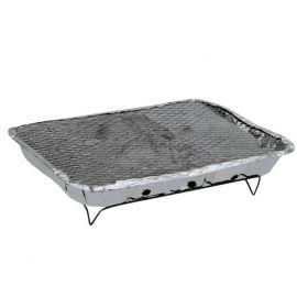 BBQ grill met kolen