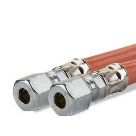 PVC SLANG 6/8x6/8 100CM