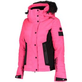 Superdry Luxe Snow Puffer dames ski jas