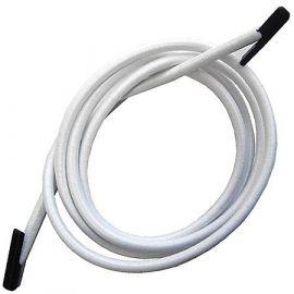 Lafuma elastiek wit met stopper