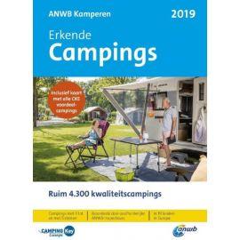 ANWB Gidsen erkende campings 2019