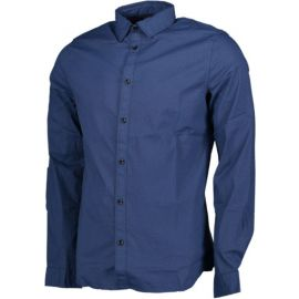 Petrol LS Petrol Blue heren shirt