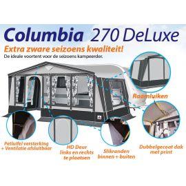 Dorema Columbia 270 De Luxe