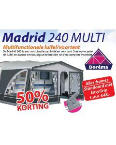Dorema Madrid 2.0 240