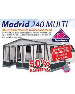 Dorema voortent Madrid 3.0 240