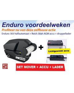 Enduro mover 303/303A zelfbouw ACTIE pakket
