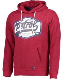 PETROL Sweater Hooded Black