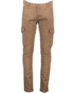 Haze&Finn Pants Cargo Walnut