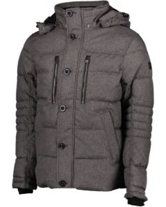 Tom Tailor Puffer Structured heren winterjas