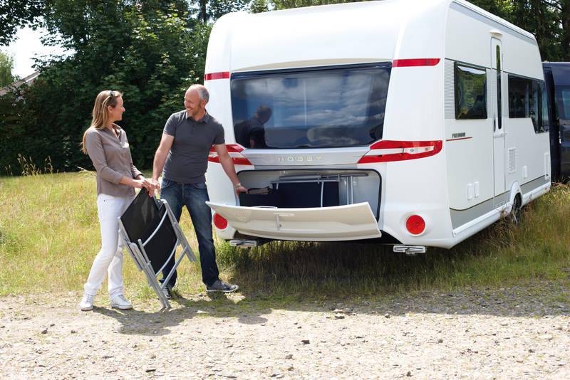 Veilig op weg met de caravan