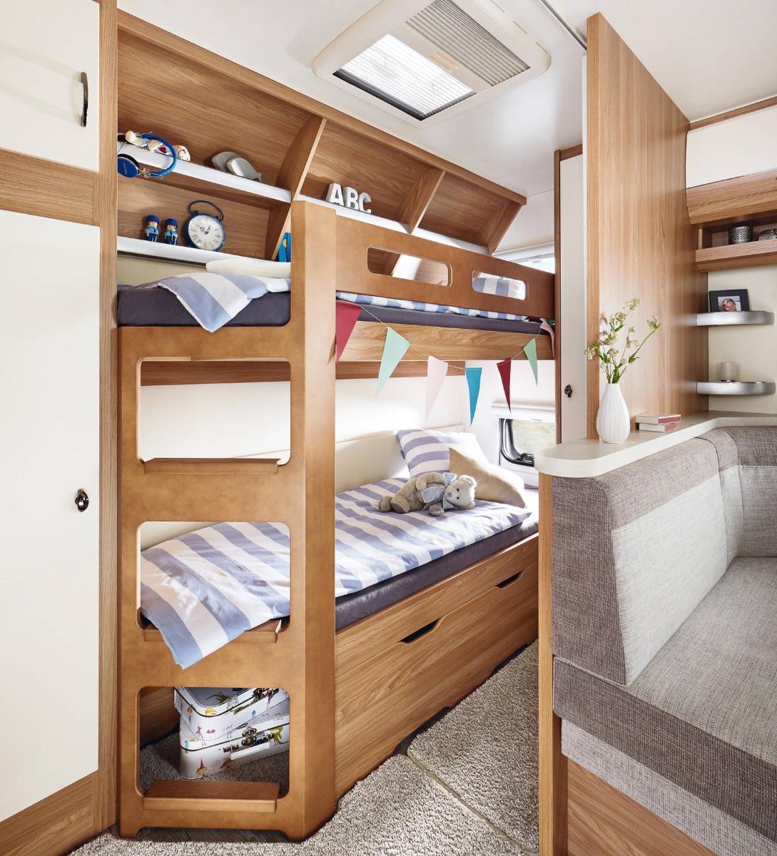 Inhoud De Luxe Caravan