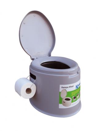 chemische toiletten