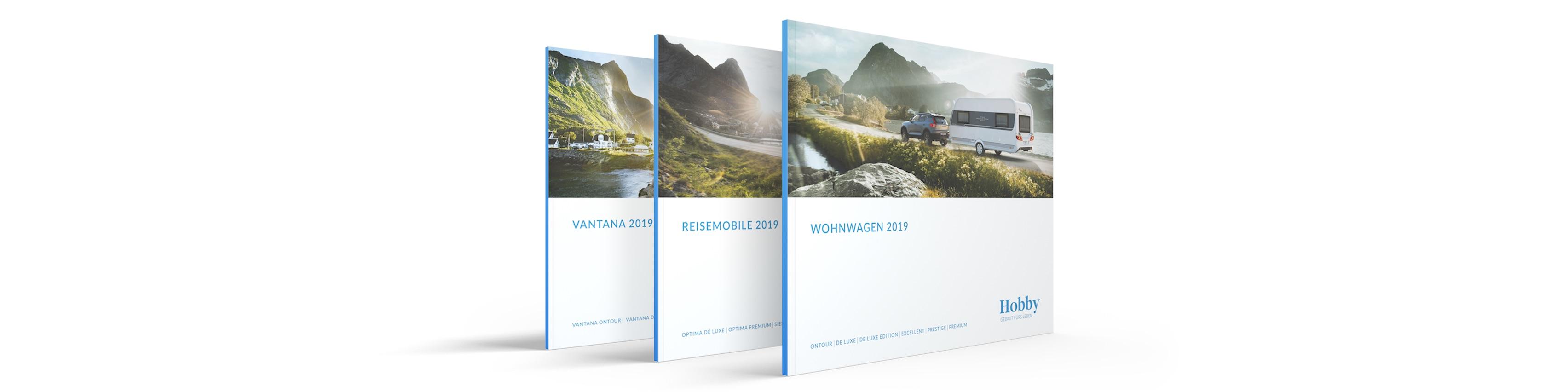 Hobby brochures